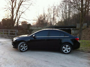 2011 Chevrolet Cruze LT turbo Noir