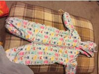 Next snow suit, age 1.5 - 2 years