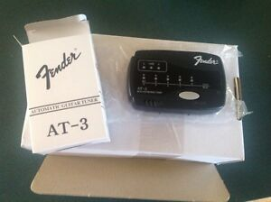FENDER....automatic guitar tuner...