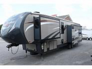 36 Foot Luxury Fifth Wheel