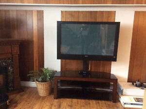 52 inch Sanyo HD TV With Stand