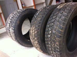 195/65R15 - winter tires