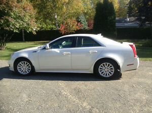 2013 Cadillac CTS Luxury Berline
