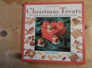 Christmas Treats cook book