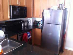 2-bedroom downtown townhouse for rent
