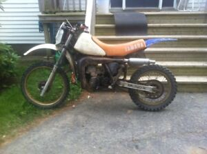 Yz250 trade for winter beater