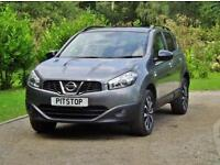 Nissan Qashqai 1.6 dCi 360 IS 5dr DIESEL MANUAL 2013/63