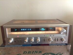 Pioneer SX 3500 Vintage Receiver-  Perfect for Turntable -
