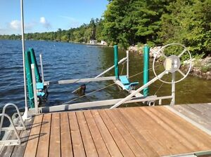 Complete Package: Boat, Trailer & Lift Kawartha Lakes Peterborough Area image 3