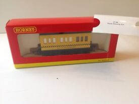 Hornby OO gauge R296 Track Cleaning Coach