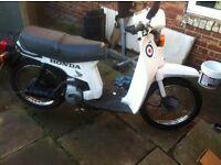 Honda 50cc city express 1990 model