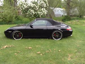 1999 Porsche 911 Convertible