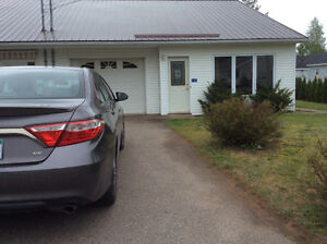 2 bedroom, 1 level duplex apartment for rent in Cambridge NS