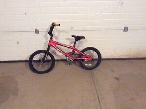 """16"""" Norco Mighty Machine boys bike"""