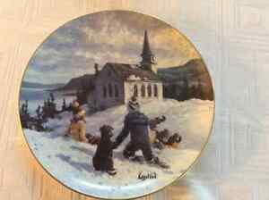 Keirstead Collector Plate