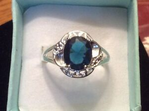 STERLING SILVER RINGS SIZE 9 St. John's Newfoundland image 7