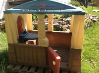 Step 2 - Outdoor Toy House