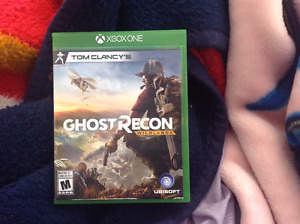 Ghost Recon Wildlands  for the X Box one