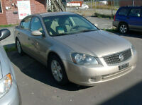 2006 NISSAN ALTIMA 2.5 SES PRIVATE SALE ONLY $2500.