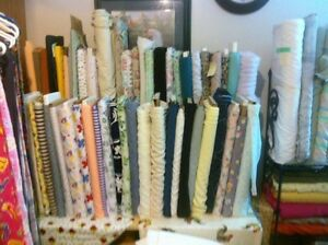 Fabric for sale lots to choose from!