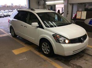 2008 Nissan Quest COMME NEUF A1 Minivan, Van
