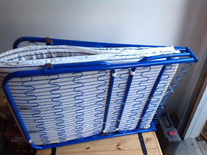 Fold away small bed