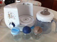 Disney t-fal Steamer/ Blender