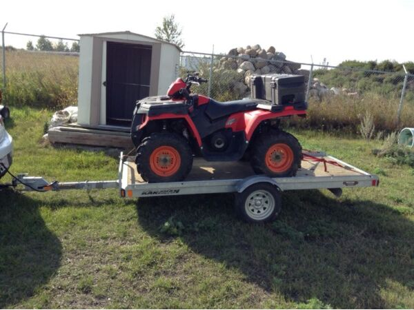 Used 2012 Polaris Sportsman 500 HO