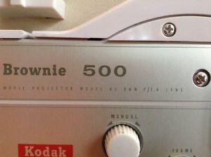 Movie projector  500 brownie Gatineau Ottawa / Gatineau Area image 6
