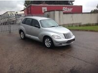 24/7 Trade sales NI Trade Prices for the public 2005 Chrysler PT Cruiser 2.2 CRD Touring full mot