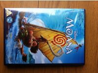 DISNEY MOANA DVD. BRAND NEW IN WRAPPER posted in DVDs