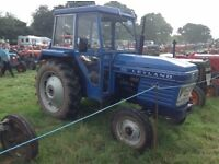 Rear wheels (wanted) for tractor