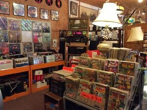 LP Records Audio Equipment and Comic Books Peterborough Peterborough Area image 5