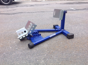 Motorcycle stand new $150 firm