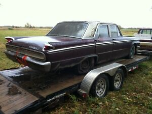 1963 mercury meteor part out or sell whole