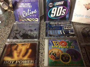 Music CDs $2. and $3.  MIDLAND