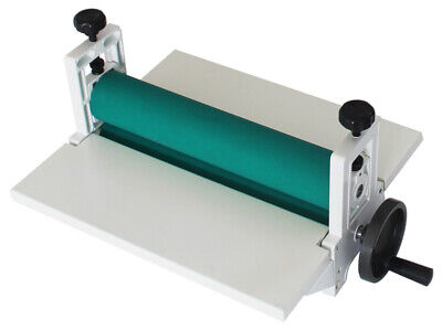 14in 360mm Manual Roll Laminating Machine Cold Laminator Manual Roller