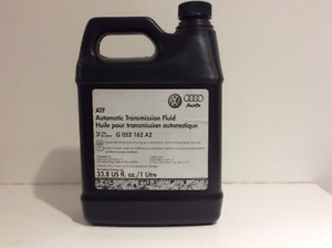 vw automatic transmission fluid atf 3 liters original part
