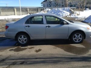 2006 Toyota Corolla CE AUTOMATIC Extra tires 4Cyl clean proof