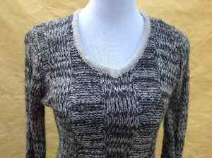 Majora brand (from Fairweather) size L/G knit sweater dress Cambridge Kitchener Area image 4
