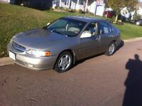 2000 Nissan Altima for sale