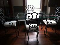 Wicker Emporium Dining Set