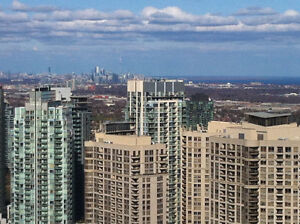 Condo for Rent 1 + DEN /S , Square One,Mississauga