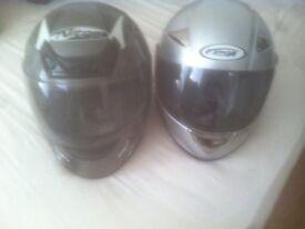 Moterbike helmet need gone asap £35 for both