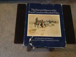 Pictorial History of the RCMP.   1873-1973