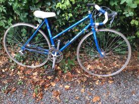 Peugeot ladies bicycle