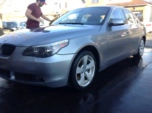 2007 BMW 525xi AWD with 159k