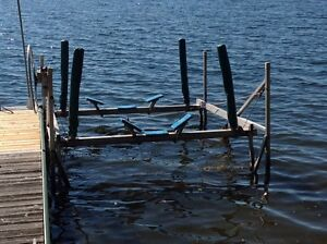 Complete Package: Boat, Trailer & Lift Kawartha Lakes Peterborough Area image 2