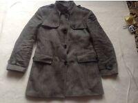 Londa polo ladies coat size: 48/18 used £15