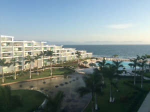 Luxury Oceanfront  Condo  in Nuevo Vallarta on Flamingo Beach